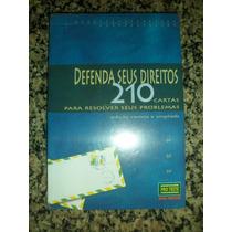 Livro Defenda Seus Direitos 210 Cartas Resolver Problemas Cd