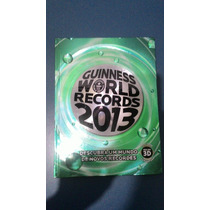 Livro Record Guinness 2013 Em Português