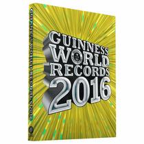 Livro Guinness Recordes 2016 - Pronta Entrega!!!
