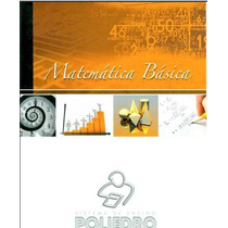 Livro Matematica Basica Poliedro Pre-vestibular-frete-gratis