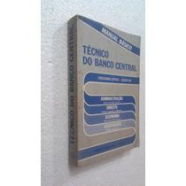 Livro Técnico Do Banco Central - Manual Basico