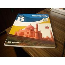 Livro Projeto Araribá História 8º Ano Novo