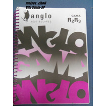 Anglo Vestibulares Gama R2 R3 /