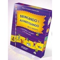 Coleção Brincando E Alfabetizando No 2º P - Editora Rideel