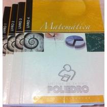 Livros Coleção Poliedro Matematica Novos Extensivo