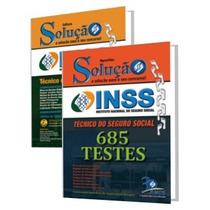 Apostila Concurso Inss 2015 Técnico Do Seguro Social +testes