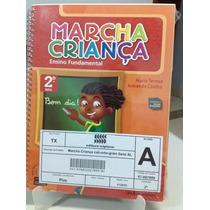 Livro Marcha Criança Calig/ortog - Ensino Fundamental 2°ano