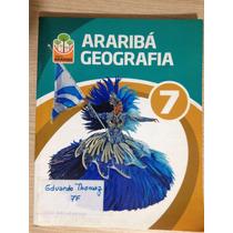 Livro Araribá Geografia 7, Projeto Araribá