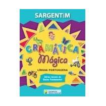 Livro - Gramática Mágica - Língua Portuguesa - Novo