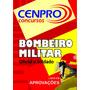 Apostila Digital Concursos Do Corpo De Bombeiros 2014 - 2015