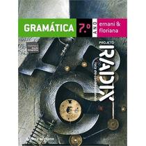 Projeto Radix - Gramatica - 7 Ano 9788526275430