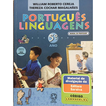 Português Linguagens 5ºano - William Roberto Cereja, Thereza