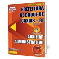 Apostila Concurso Duque De Caxias Rj Auxiliar Administrativo
