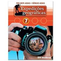 Expedições Geográficas 7º Ano Melhem Adas Sérgio Adas