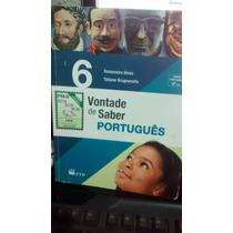 Vontade De Saber Português 6o Ano