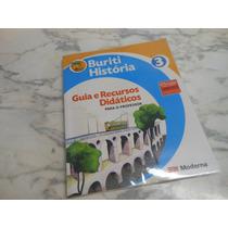 Livro História Buriti 3 - Manual Do Professor - 2ª Edição