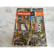 Livro Português 9º Ano Radix - Usado.