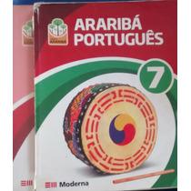 Livro Araribá Português 7º Ano