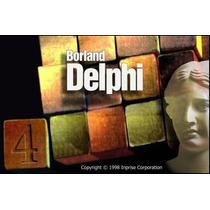 Curso Delphi Do Básico Ao Avançado Apenas 12 Dvds