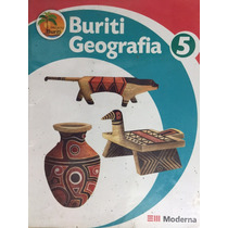 Livro Buriti Geografia 5, Projeto Buriti