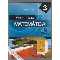 Matemática Novo Olhar 3 - Joamir Souza