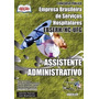 Apostila Ebserh Hc/ufg - Assistente Administrativo
