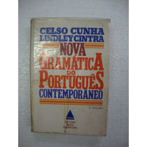 Nova Gramática Do Português Contemporâneo - Celso Cunha