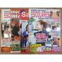 Educação Infantil Lote Com 4 Revistas Semi-novas