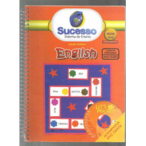 Sucesso Sistema De Ensino 4 Livros English Do Professor - L3