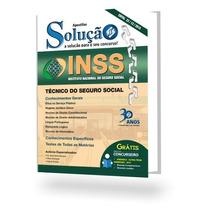 Apostila Concurso Inss 2015 Técnico Do Seguro Social Solução