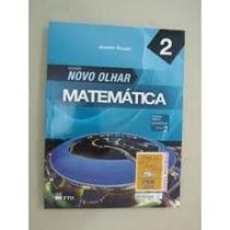 Novo Olhar Matematica Volume 2 Joamir Souza - Novo Olhar Mat