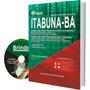 Apostila Pref. Itabuna - Comum Cargos De Nível Fundamental