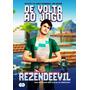 Livro Dois Mundos Um Herói: De Volta Ao Jogo Rezendeevil!!!