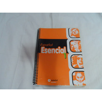 Livros Didáticos Espanhol Esencial 1 , 2 E 3