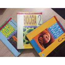Biologia Volume 1,2 E 3 - Amabis E Martho