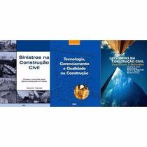 Livros Pini - Construção, Engenharia Civil