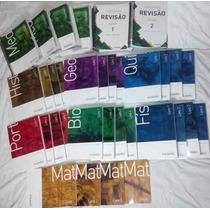 Kit 40 Livros Poliedro 2015 Coleção Completa Vest.medicina