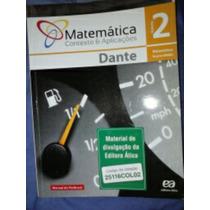 Livro Matemática Dante 2 Ano