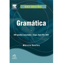 Livro Gramatica 600 Questões Comentadas