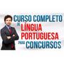 Cursinho De Portugues Para Concursos Publico