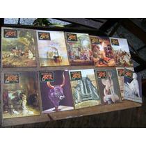 Livro Coleção História Da Arte Salvat - 11 Fascículos