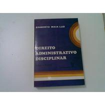 Livro Direito Administrativo Disciplinar 1977