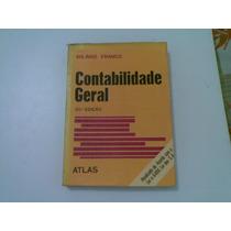 Livro Contabilidade Geral 20ª Ediçao 1979