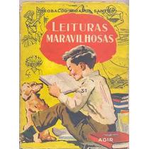 Leituras Maravilhosas 3º Livro - 1961