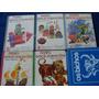 Livros Tema Infantil - 8 Livros Decada De 70 E 80 .
