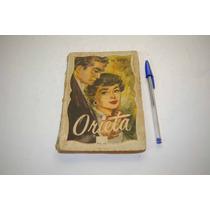 Orieta - M. Delly - Biblioteca Das Moças - 1955