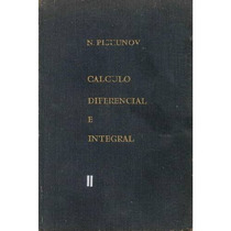 Calculo Diferencial Integral Piskunov Mir Moscou