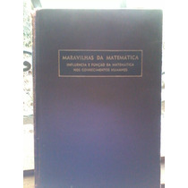 Livro Maravilhas Da Matemática (lancelot Hogben)
