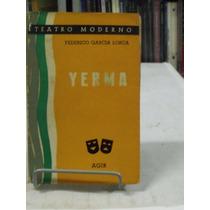 Livro - Yerma - Federico García Lorca
