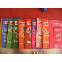 Coleção De Livros Dinossauros - Ciranda Cultural 10 Livros